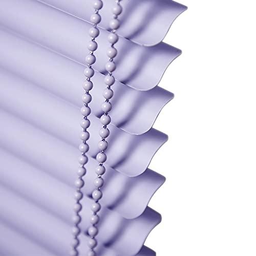 HYDT Persianas Persianas de PVC Enrollables Personalizables para Ventanas Exteriores, 60/80/100/120/ 140cm de Ancho, para Balcones/Baños/Cocinas (Size : 80x100cm(31.5inx39.3in))