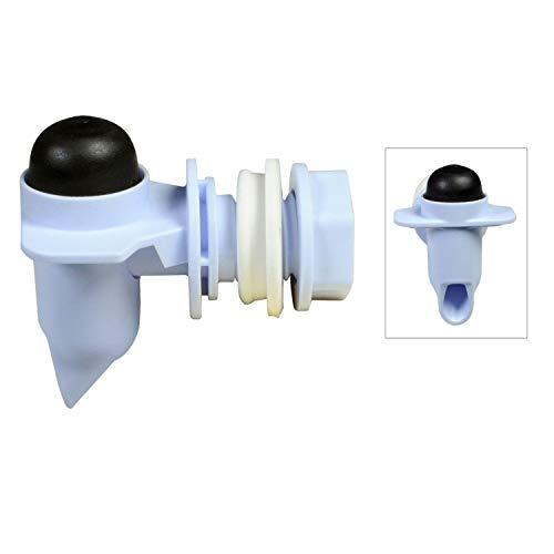 Rubbermaid #2b87-25 Wht Replacement Faucet Kit (1 Kit)