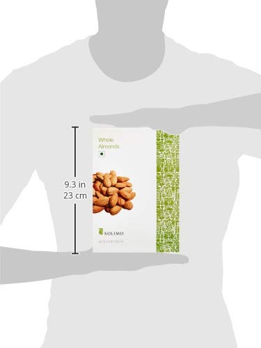 Amazon Brand - Solimo Almonds, 1kg 3