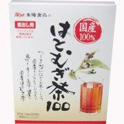 国産はとむぎ茶100 3g×30包  太陽食品