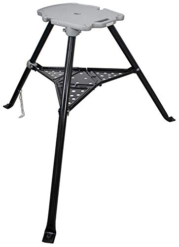 Steel Dragon Tools 1206 Tripod Power Drive Stand for 300 Pipe Threading Machine 42360