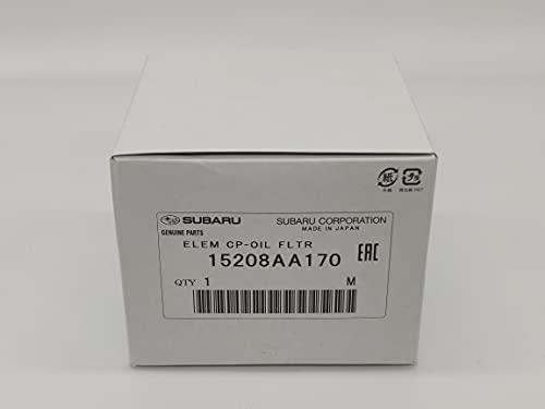 Genuine Subaru 15208AA170 Oil Filter