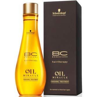 12er Pack Schwarzkopf BC Bonacure Oil Miracle Finishing Treatment 100ml, 12 x 100ml = 1200ml