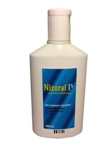 Nizoral A-D Anti-Dandruff Shampoo-7oz (Quantity of 1)
