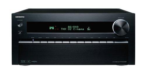 Onkyo PR-SC5509 9.2-Channel Network Audio/Video Controller (Black)