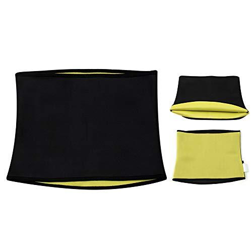 Bauchweg-Gürtel Fitnessgürtel Gewicht verlieren am Bauch mit Abnehm-Gürtel für Damen & Herren *Gr. S*