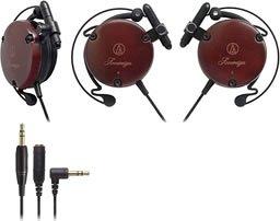 audio-technica W Series sealed on ear headphones ear type ATH-EW9