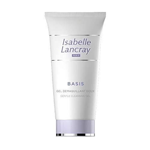 Isabelle Lancray BASIS Gel Démaquillant Doux - mildes Reinigungsgel, fettfreier Reinigungsschaum, Make-up Entferner (1 x 150 ml)
