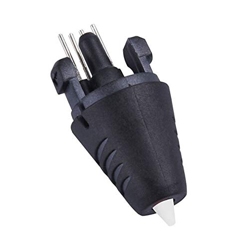 Sostituzione della testina di stampa 3D per gli accessori per la stampante a penna 3D Nuovo design di inserimento integrato, resistente alle alte temperature, penna per stampa 3D, testina di stampa 3D