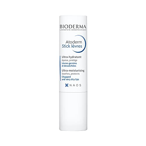 Bioderma - Atoderm - Lip Stick - Hydrating, Soothing and Renewing Lip Stick - for Dry Lips