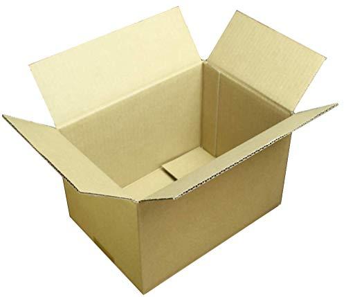 愛パック ダンボール 段ボール 60サイズ A5 対応 160枚 ダンボール箱 宅配 発送 引っ越し 日本製 無地 薄型素材 (245×170×165mm)60s07160