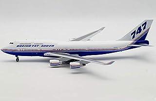 JC Wings 1:200 ボーイング B747-400 N747ER XX2174