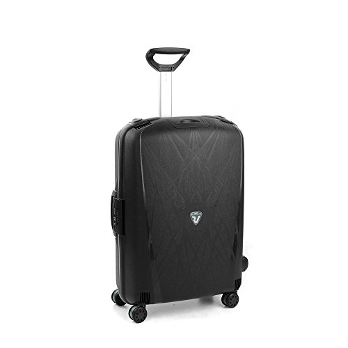 RONCATO Light trolley medio rigido 4 ruote tsa Nero
