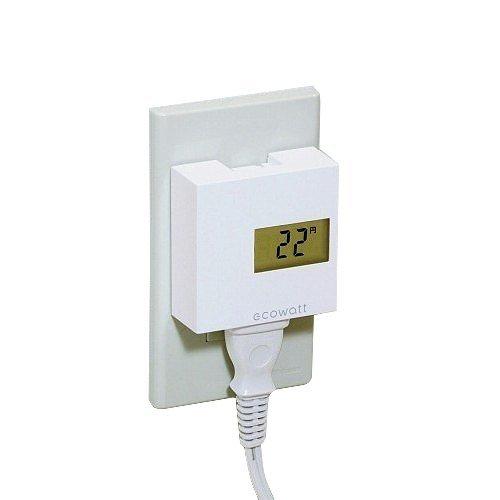 ELPA(エルパ)『簡易型電力量表示器 エコワット(EC-20B)』