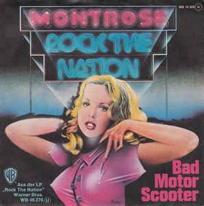 Montrose: Bad Motor Scooter [Vinyl]