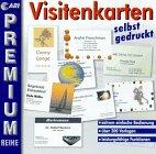 Visitenkarten selbst gedruckt -