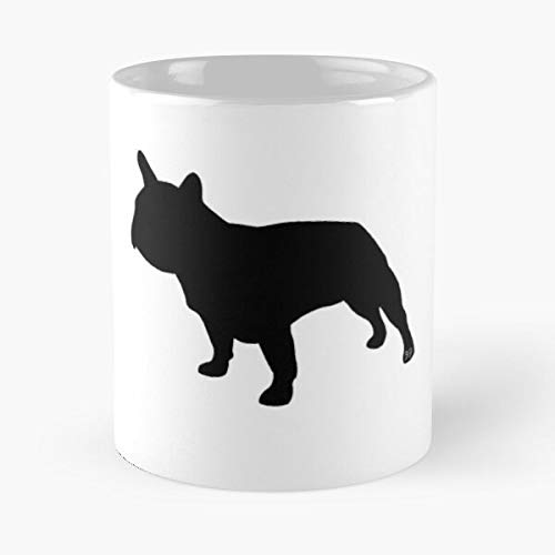 Fren Bulldog - Classic Mug Gift The Office 11 Ounces Funny White Coffee...