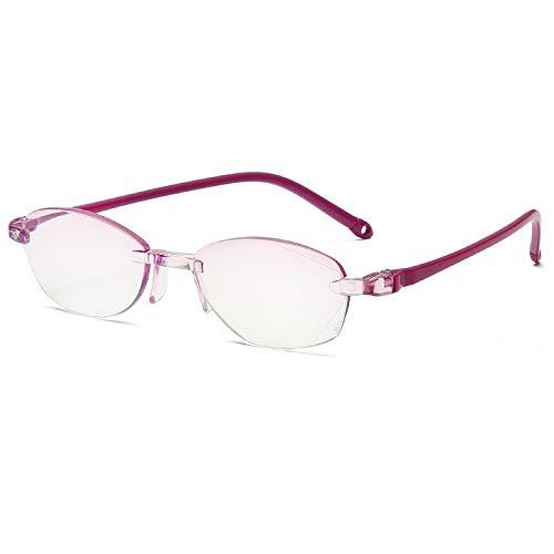 Ordenador Gafas 3 unids anti azul rayo de lectura gafas de lectura de manera ultraligera ultraligera presbicia presbicia de las damas de las damas Retro gafas + 1.0 + 1.5 + 2.0 + 2.5 + 3.0 + 3.5 + 4.0