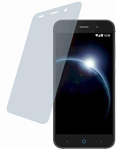 4ProTec I ZTE Blade V6 (2 Stück) Premium Bildschirmschutzfolie Displayschutzfolie ANTIREFLEX - Kratzfest UND PASSGENAU