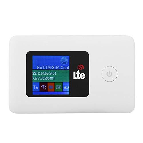 Demeras Enrutador Wi-Fi móvil Wi-Fi portátil de Viaje 10100 1000Mbps 150Mbps 4G WiFi Router Punto de Acceso inalámbrico móvil