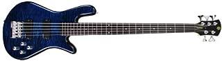 Spector Legend 5 Standard 5-String Bass Guitar (Blue Stain Gloss)