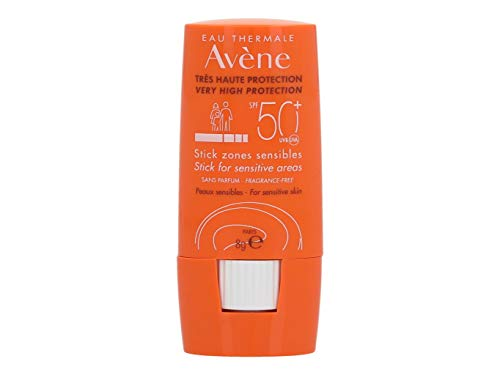 Avene Solaire Haute Protection Stick Zones Sensibles Spf50+ 8 Ml 8 ml