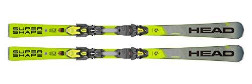 HEAD 2020 Supershape i.Speed Skis 177 cm avec fixations PRD 12 GW