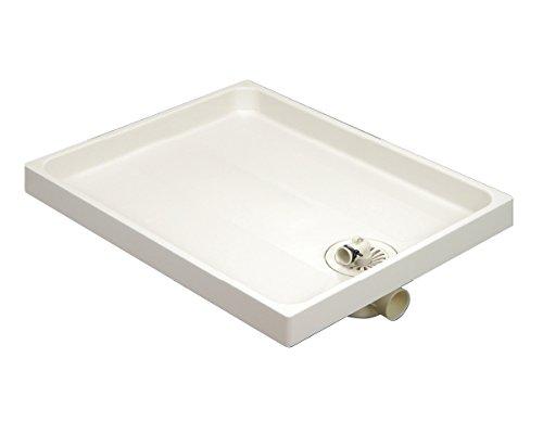 サヌキ 洗濯機防水パン 樹脂タイプ 800×640mm PW-800C