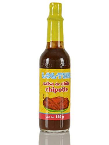 Salsa de Chile Chipotle
