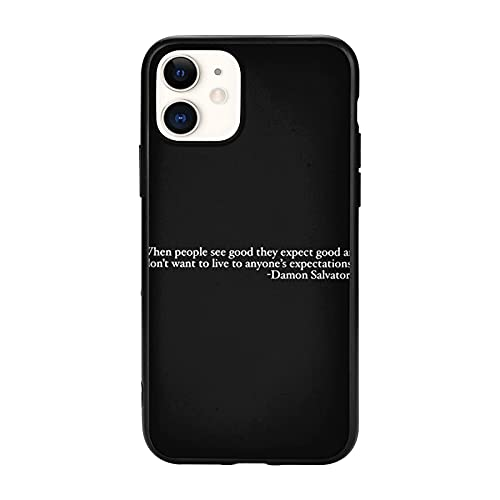 Costume Custodie per Telefoni Compatibile con iPhone Damon Xiaomi Salvatore Redmi The 9A Vampire Note Diaries 9 Blanket 10 8 Pro