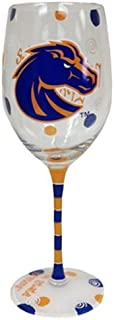 Best boise state wine glass Reviews