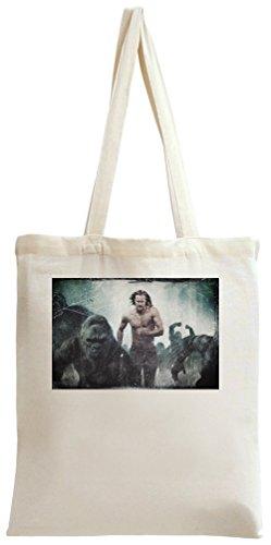 The Legend Of Tarzan Savage Tragetasche