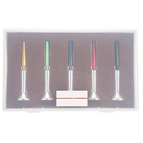 Reloj Oil Pen Oiler Oil Pin Pen con base independiente con un tiempo de servicio prolongado para la mayoría de los relojes