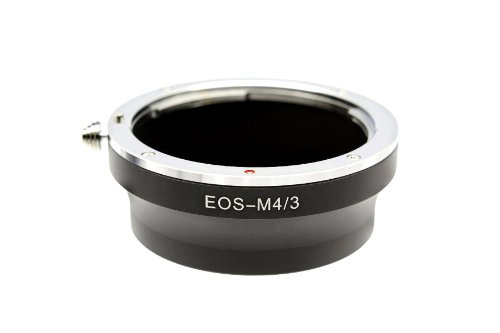 Gadget Place Canon EOS EF EF-S Lens Adapter for Panasonic DC-GH5 DMC-GX850 GX800 GF9 GX85 GX80 G85 G80