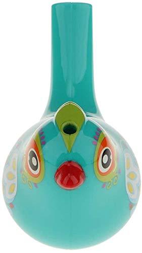 SLL Spielzeug Spielzeug Farbige Zeichnung Wasservogel Whistle Bathtime Spieluhr for Kid Wasserpfeife for Badespielzeug