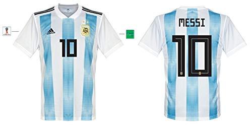 Argentinien Trikot Herren WM 2018 Home - Messi 10 (L)