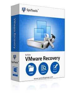 SysTools Récupération VMware (Livraison par courrier électronique - pas de CD))
