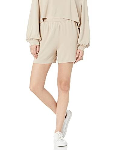 The Drop Araya drapierte Shorts zum Hineinschlüpfen, für Damen