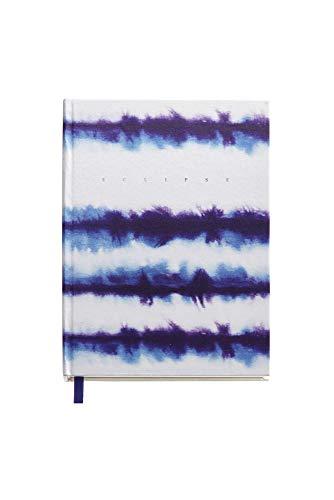Miquelrius – Cuaderno DYE MYSTIC – Tamaño A5, 80 Hojas Lisas de 80 gms, Tapa extradura, Color Azul