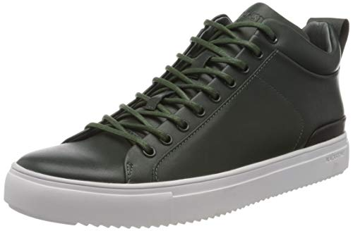 Blackstone Herren SG29 Sneaker, Grün (Rosin Rosy), 46 EU