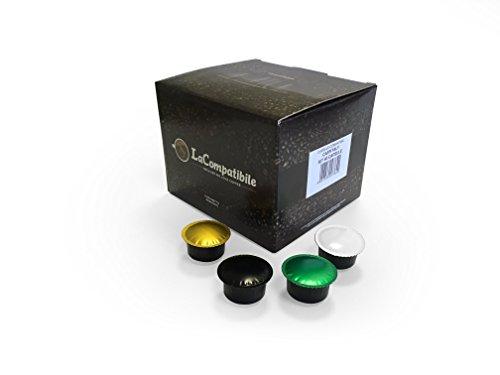 LaCompatibile CAFFITALY ® COFANETTO ASSAGGIO 40 Capsule Compatibili di caffè