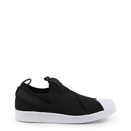 Adidas Sneaker Superstar-Slipon Hombre Color: Negro Talla: 9.5