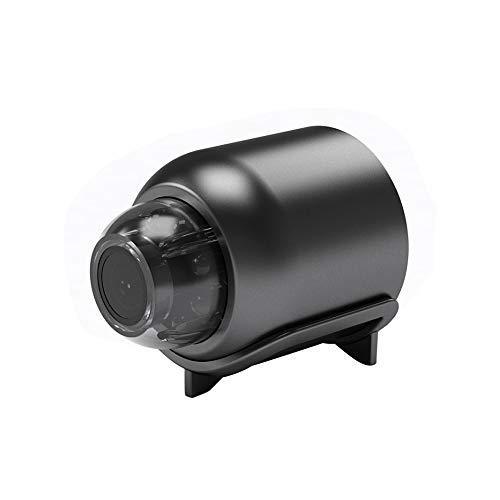 N/Z Mini Cámara de vigilancia inalámbrica HD 1080P WiFi Micro Camara Vigilancia Grabadora de Video Portátil Camara Seguridad Pequeña Inalambrica Interior/Exterior