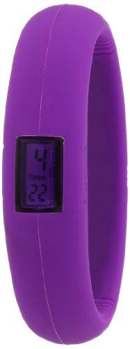 Breo Mädchen-Armbanduhr Bangle Watch Digital Kautschuk B-TI-BGL2M