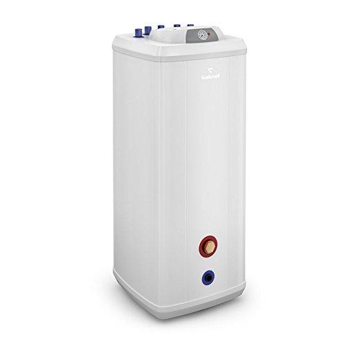 200 Liter Brauchwasserspeicher, Warmwasserspeicher Standgerät mit 1 Wärmetauscher