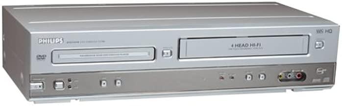 Philips DVD750VR Progressive-Scan DVD-VCR Combo