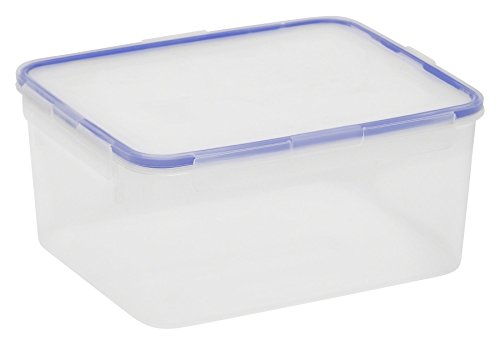 Snapware Airtight Plastic Food Storage Container (18.5-Cup, BPA Free, Meal Prep, Leak-Proof, Microwave, Freezer and Dishwasher Safe)