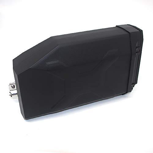 NLLeZ 1set Decorative Plastic Box Toolbox 5 Liters Tool Box Right Side Bracket For B-M-W GS12-00 R12-00 Adv OC R120-0GS R 12-00 GS 2008 2009-2012
