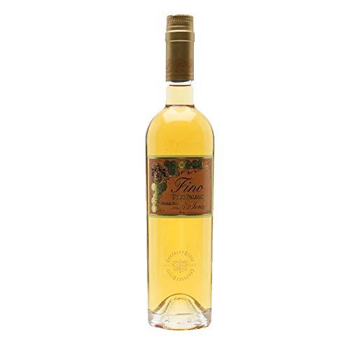 Wein Amontillado Fino Tres Palmas de 50 cl - D.O. Jerez - Bodegas Gonzalez Byass (1 Flasche)