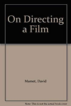 Paperback On Directing a Film Book